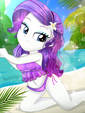 Summer Time with Rarity