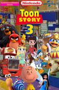 Toon Story 3 Poster