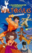 Waltercules 1998 VHS Poster