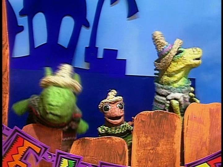 Iggy, Ziggy & Frank