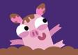 Animanimals Piglet