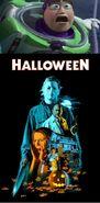Buzz Lightyear Scared of Halloween (1978)