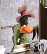 Daffy Duck in The Drew Carey Show