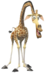 Melman from Madagascar