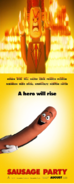 President Business Hates Sausage Party (2016)