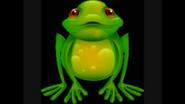 Safari Island Frog