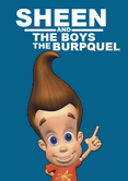 Sheen and the boys the burpquel poster