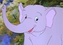 Simba the king lion elephant