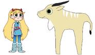 Star meets Eland
