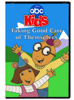 Taking Good Care of Themselves DVD Cover.png