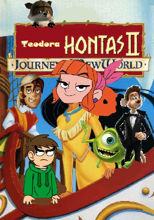 Teodorahontas 2: Journey To a New World