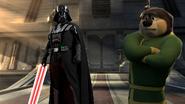 Darth Vader and Khampa
