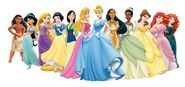 Disney Princess 2020 line-up