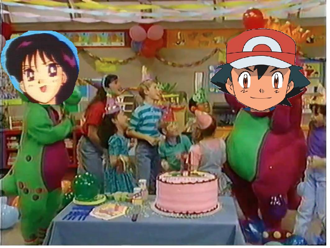 Happy Birthday, Ash!