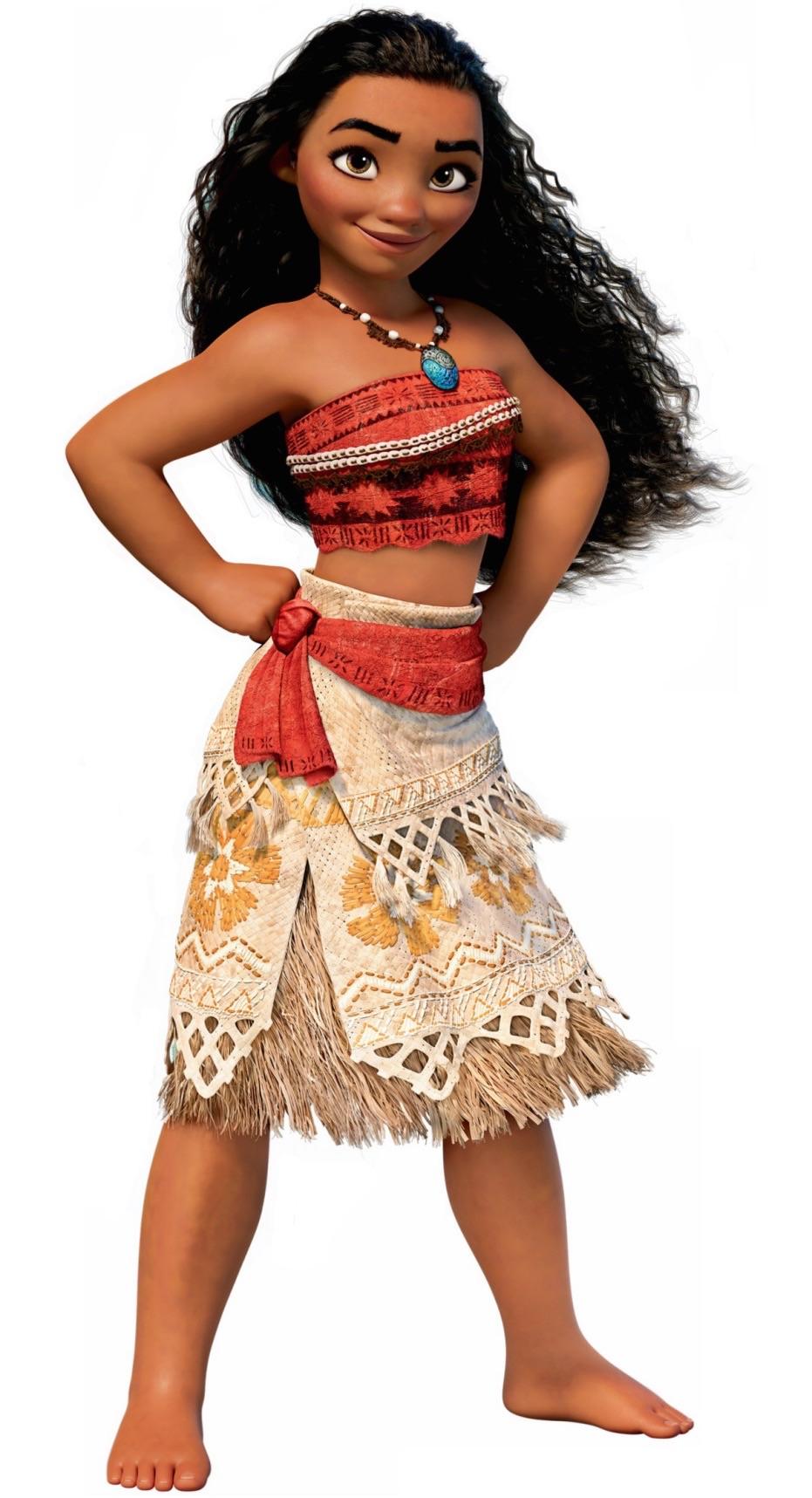 The Little Polynesian Girl