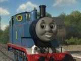 Thomas the Red Nosed Engine