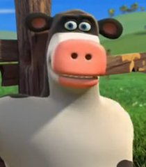 Otis the Cow