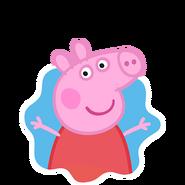 Peppa pig splat