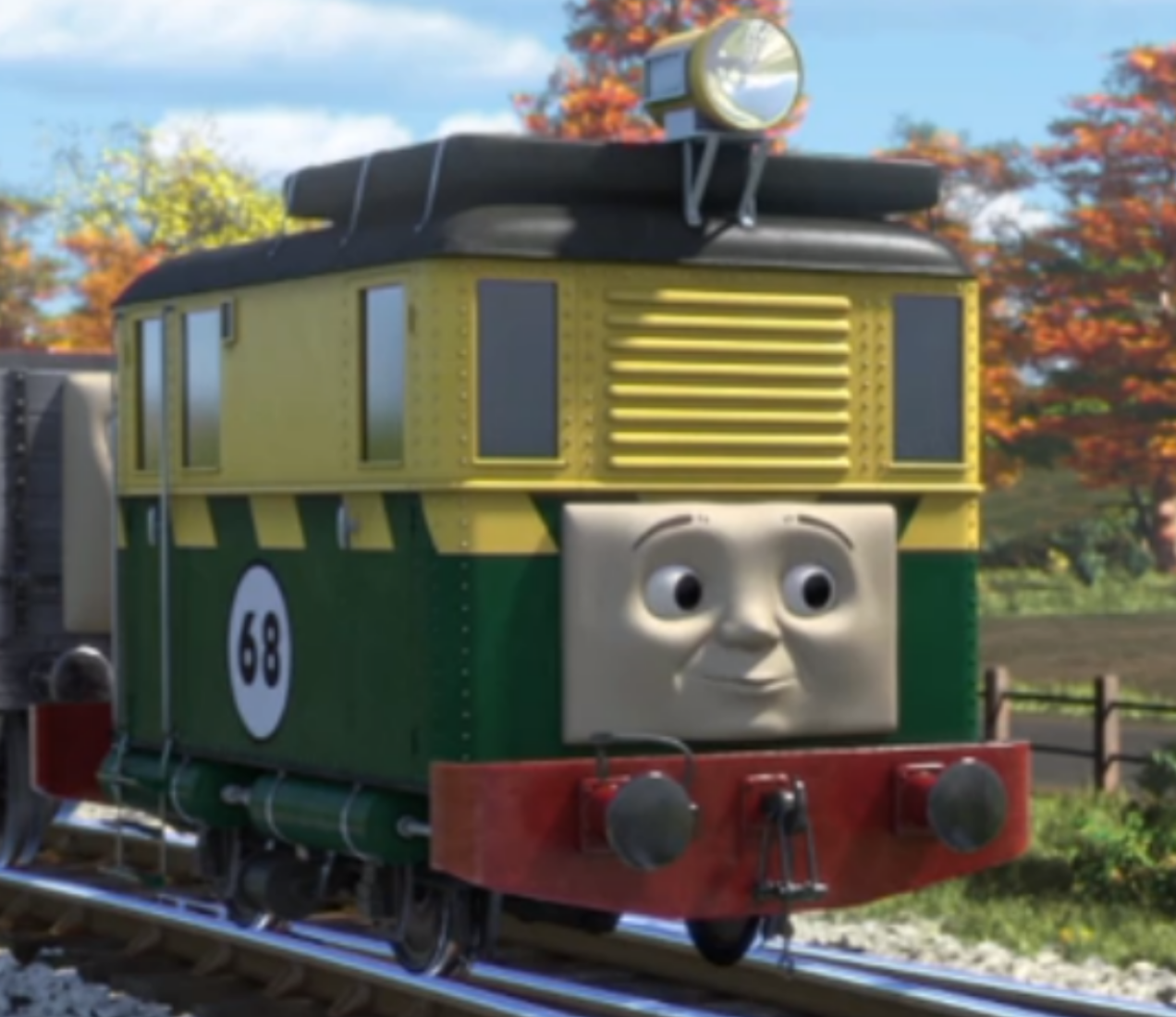 Philip the Diesel Boxcab