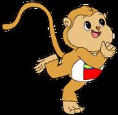 Playful Heart Monkey rosemaryhills