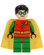 Robin (Dick Grayson New Hair)