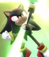 Shadow the Hedgehog in Super Smash Bros. Ultimate