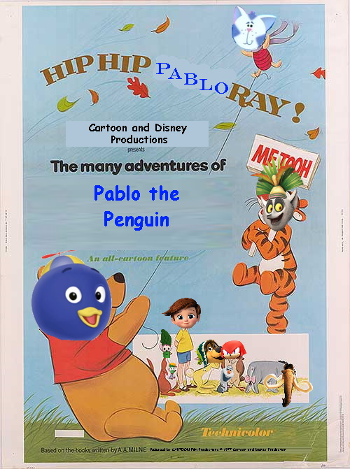 The Many Adventures of Pablo the Penguin