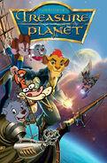 Treasure Planet (TheWildAnimal13 Animal Style) Poster