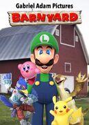 Barnyard (2006; Gabriel Adam Pictures Style) Movie Poster