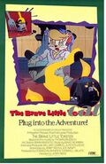 Brave Little cat 170Movies poster