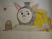 Easter bunny molly by hamiltonhannah18 degxve9-fullview