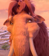 Ellie in Ice Age Collision Course