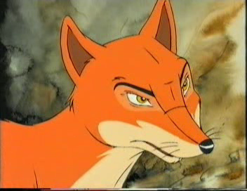 Fox (The Animals Of Farthing Wood)