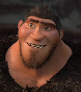 Grug Crood in The Croods