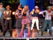 Hannah Montana and Dancers Dancing Ice Cream Freeze