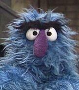 Herry Monster in Sesame Street