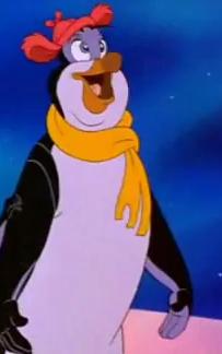 A Penguin Reunion