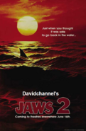 JAWS 2 (1978) (Davidchannel's Version) Poster