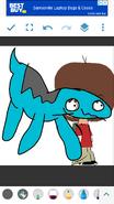 Mac as Kronasaurus