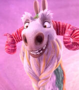 Shangri Llama in Ice Age Collision Course