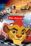 Wild Animals (Cars) 1 Poster