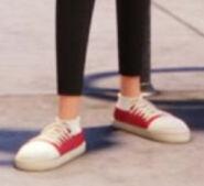 Addie McAllister shoes