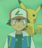 Ash Ketchum in Pokemon Chronicles