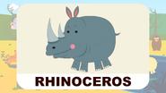 BluePhant Rhinoceros