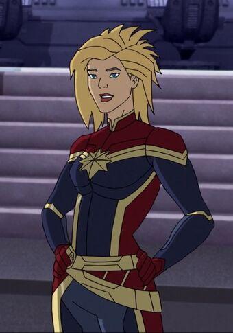 Carol Danvers/Captain Marvel