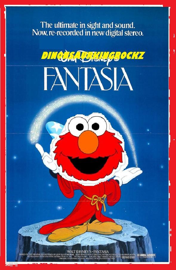 Fantasia (DinosaurKingRockz Style)