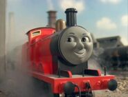 James the Red Engine