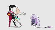 Pearl Running Away