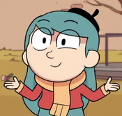 Profile - Hilda