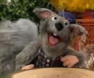 Rap Master Squirrel